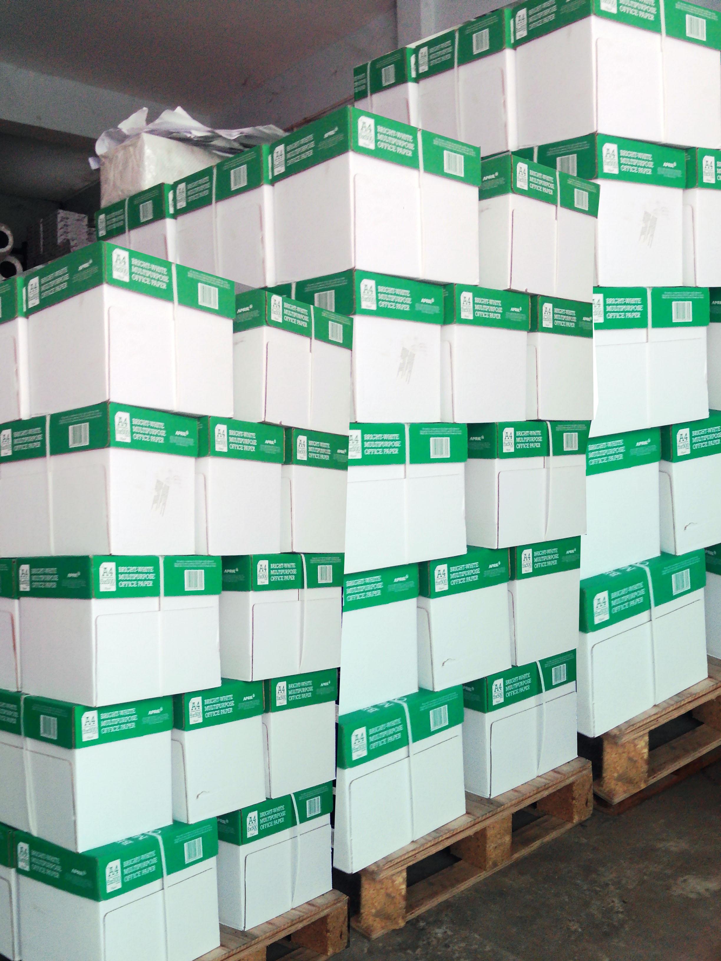 Giấy thùng BMO